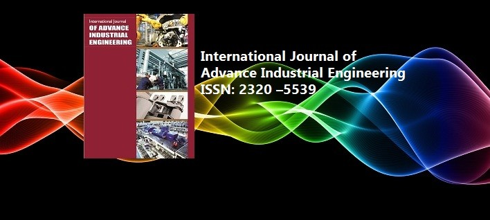 International Journal of Advance Industrial Engineering